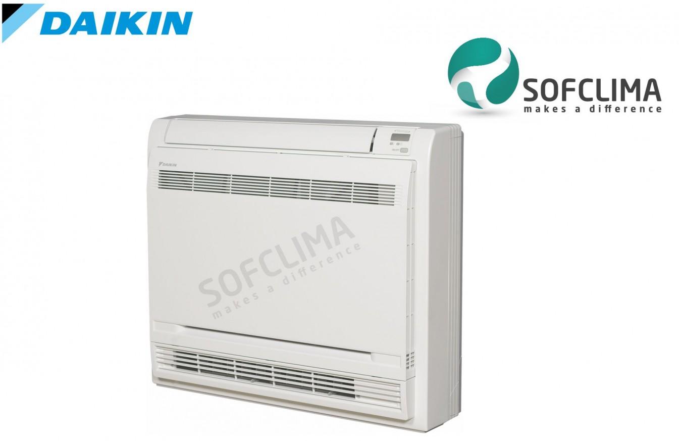 Подов климатик Daikin FVXS35F до -25 °С, помещение до 90 куб.м.