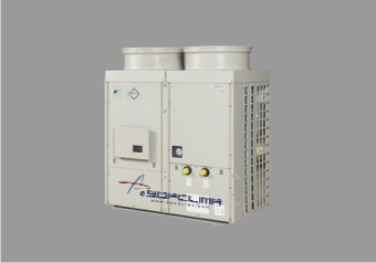 Термопомпа Daikin модел EUWY*10KAZW отопление/охлаждане