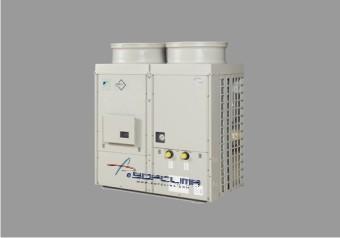 Термопомпа Daikin модел EUWY*8KAZW отопление/охлаждане
