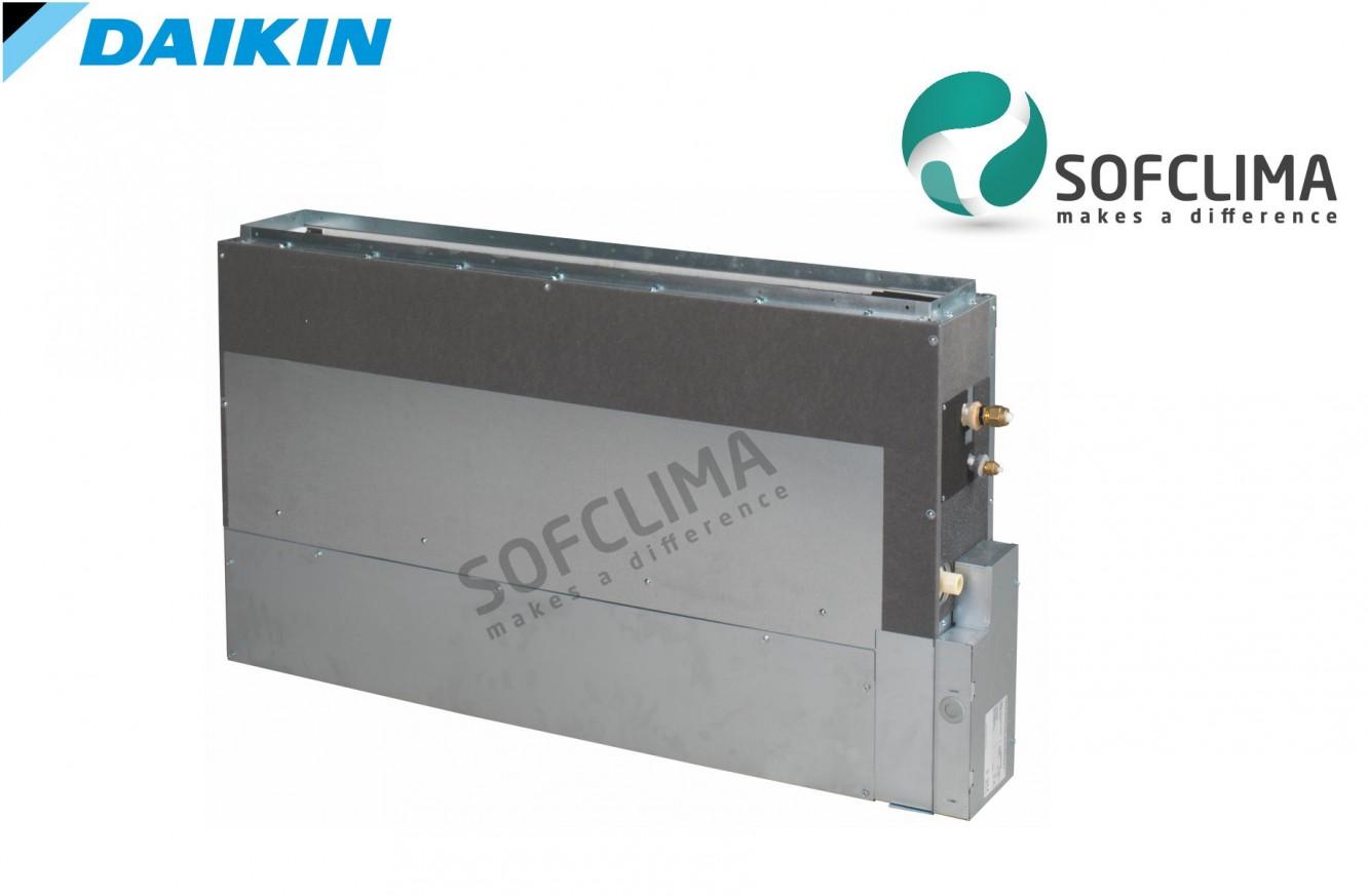 Подов климатик Daikin FNQ60A за вграждане: помещение до 150 куб.м