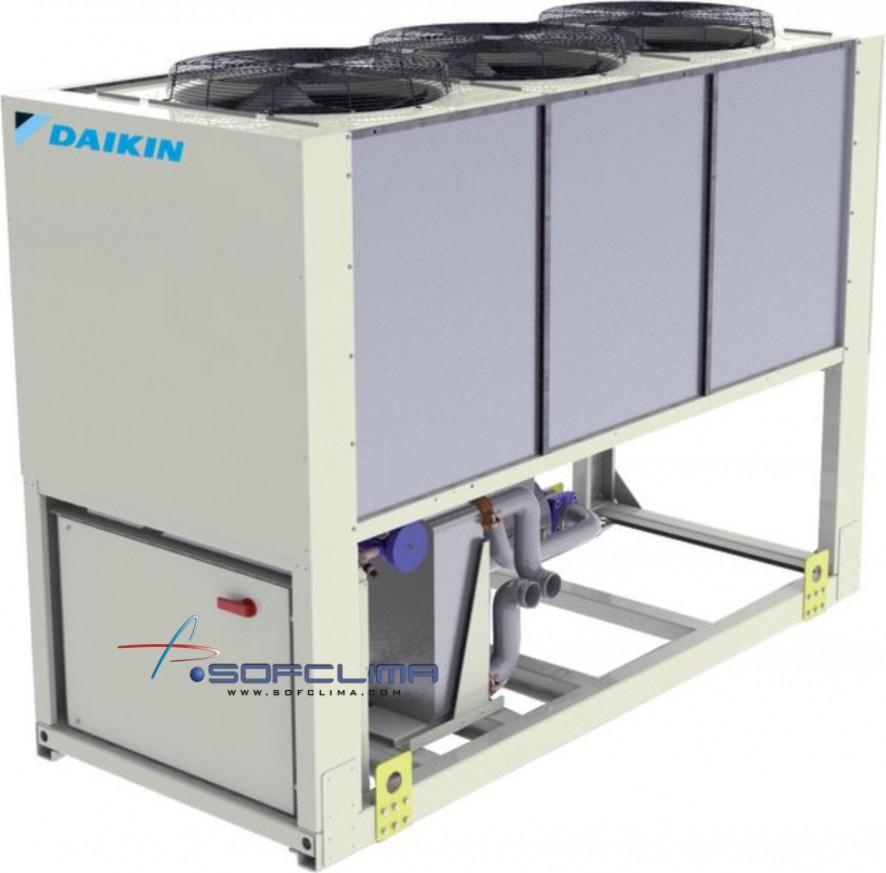 Чилър Daikin модел EWAD120E-SS само охлаждане
